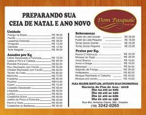 Dom Pasquale cardápio Natal 2018.cdr
